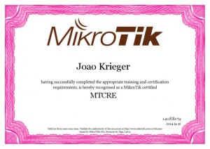 Mikrotik_MTCRE_JoaoKrieger